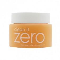 Витаминный очищающий бальзам с экстрактом тыквы Banila Co Clean It Zero Cleansing Balm Pumpkin 100 мл.