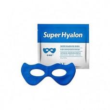 Увлажняющие гидрогелевые патчи для кожи вокруг глаз VT Cosmetics Super Hyalon Eye Patch 8 гр.