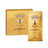 Пузырьковая маска с прополисом и золотом VT Cosmetics Progloss Bubble Sparkling Booster 10 гр.