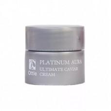Крем с платиной для лица Ottie Platinum Aura Ultimate Capsule Cream Miniature 5 мл.