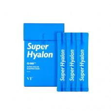Ночная увлажняющая маска для лица VT Cosmetics Super Hyalon Sleeping Mask 4 мл.