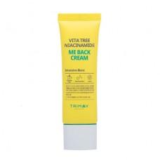 Крем для лица с ниацинамидом Trimay Vita Tree Niacinamide Me Back Cream 50 мл.