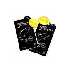 Тканевая маска с экстрактом лососевой икры и витамином С Bueno Salmon Vitamin S.O.S Mask 30 мл.