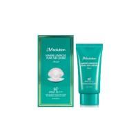 Солнцезащитный крем для лица с экстрактом жемчуга JMSolution Marine Luminous Pearl Sun Cream 50 мл.