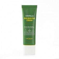 Крем для лица с кислотами и центеллой  TRIMAY AHA BHA PHA Centella Cream 50 мл.
