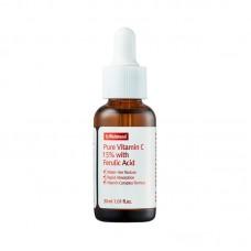 Сыворотка с витамином С 15% By Wishtrend Pure Vitamin C 15% with Ferulic Acid 30 мл.