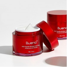 Антивозрастной крем для лица Bueno MGF peptide wrinkle cream plus 50 мл.