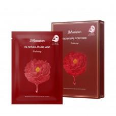 Альгинатная маска с розой JMSOLUTION FLOWER HOME ESTHETIC MODELING MASK 50 гр/5 гр.