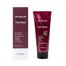 Маска против выпадения волос Trimay Anti Hair Loss Clinic Hair Mask 200 мл.