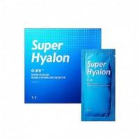 Увлажняющая пузырьковая маска VT Cosmetics Super Hyalon Bubble Sparkling Booster 10 гр.