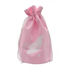 Мешок Сувенирный Светло-розовый Esthetic House 34х25 d15 см