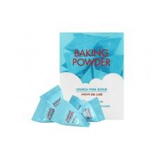Скраб для лица Etude House Baking Powder Crunch Pore Scrub 7 гр.
