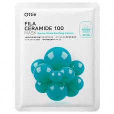 Тканевая маска с керамидами Ottie Fila Ceramide 100 Mask 23 гр.