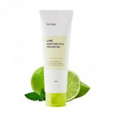 Мягкий пилинг-гель с AHA-кислотами IUNIK Lime Moisture Mild Peeling Gel 120 гр.