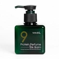 Протеиновый несмываемый бальзам для волос MASIL 9 Protein Perfume Silk Balm 180 мл.