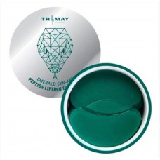 Гидрогелевые патчи TRIMAY Emerald Syn-Ake Peptide Lifting Eye Patch 90 шт.