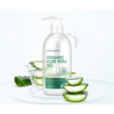 Органический гель алоэ вера AROMATICA 95% Organic Aloe Vera Gel 300 мл.